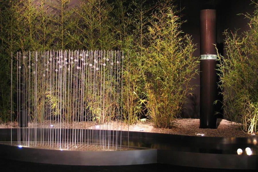 Pareti D Acqua Per Interni : Pareti d acqua da interni: fontana per interni giardino zen con