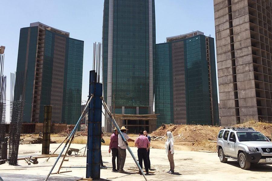 Kurdistan, economic recovery starts