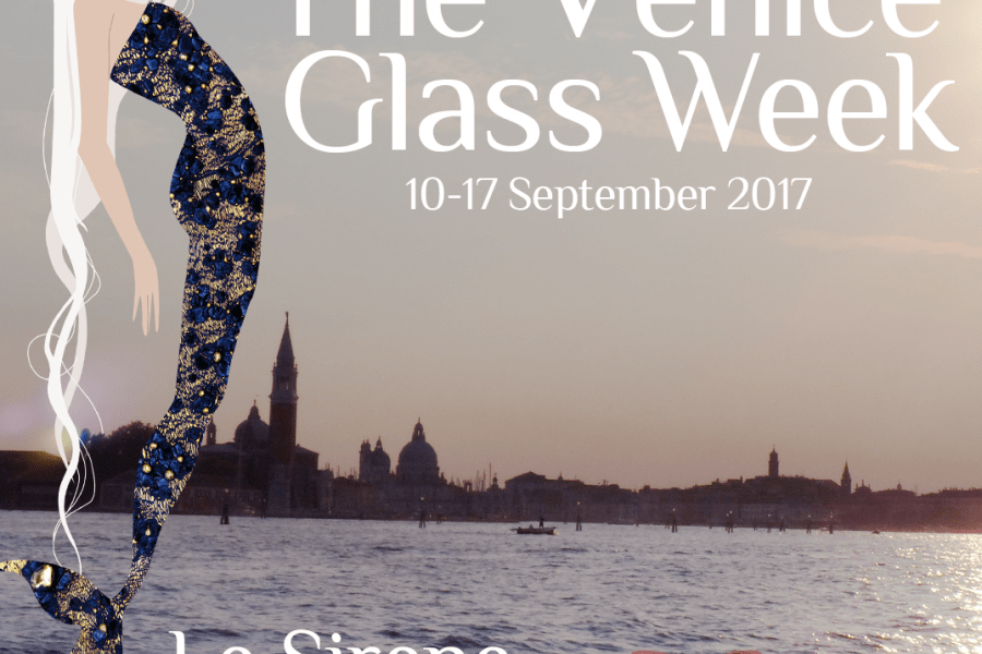 "The Venice Glass Week – Il vetro, i maghi ""resistenti"" e la sinfonia dell'arte contemporanea"