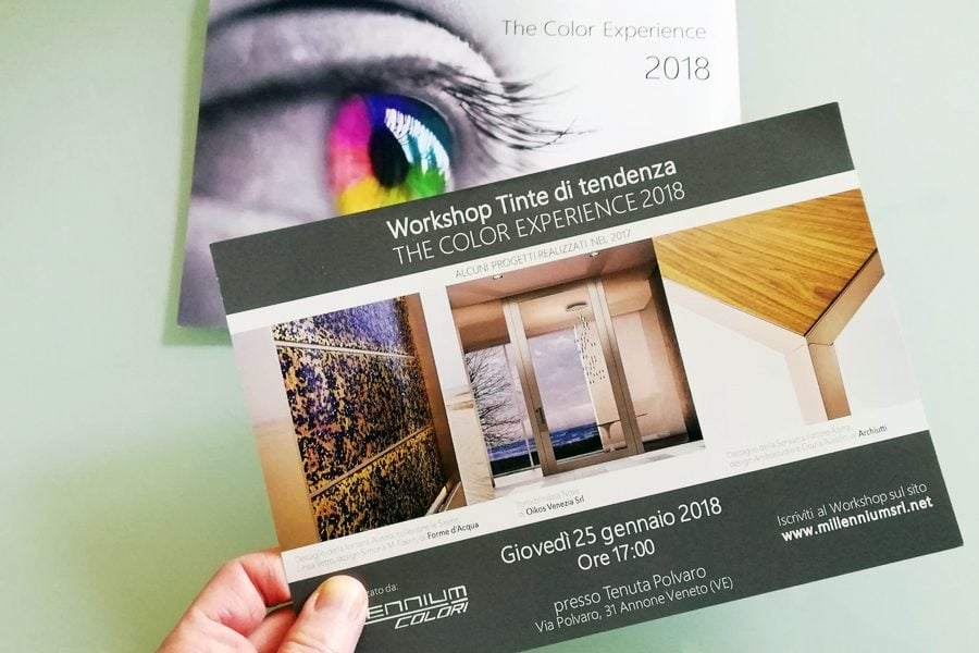The Color Experience 2018