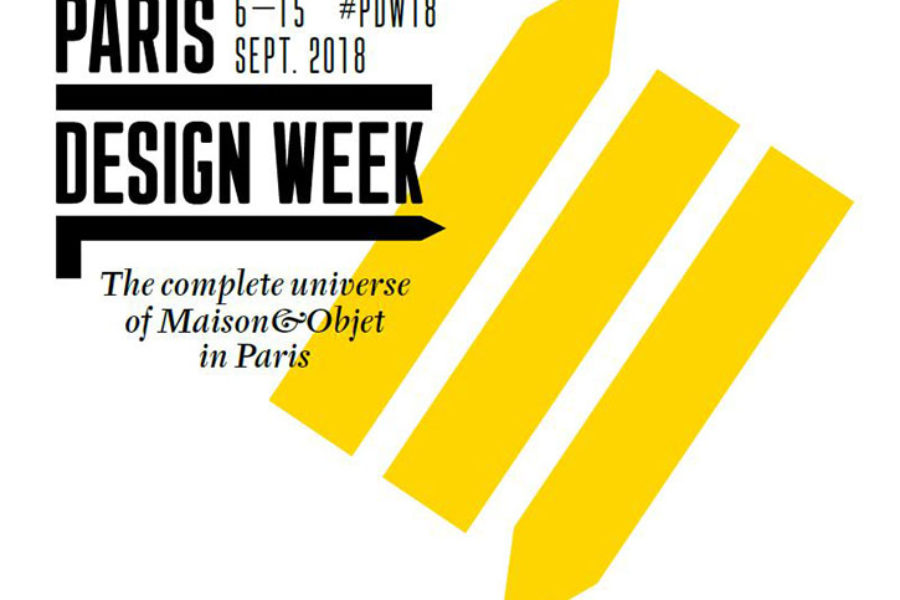 Forme d'Acqua alla Paris Design Week