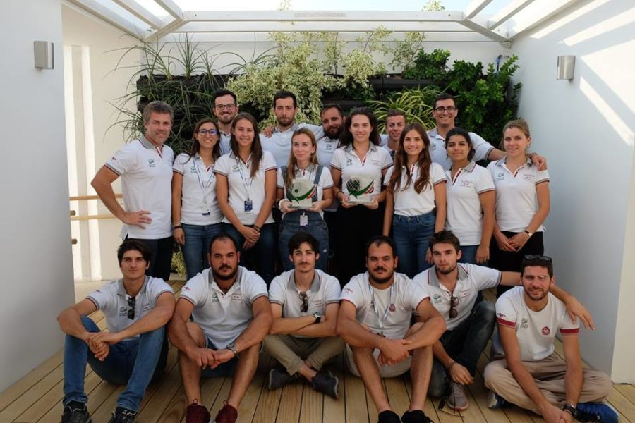 Solar Decathlon Middle East: the winners