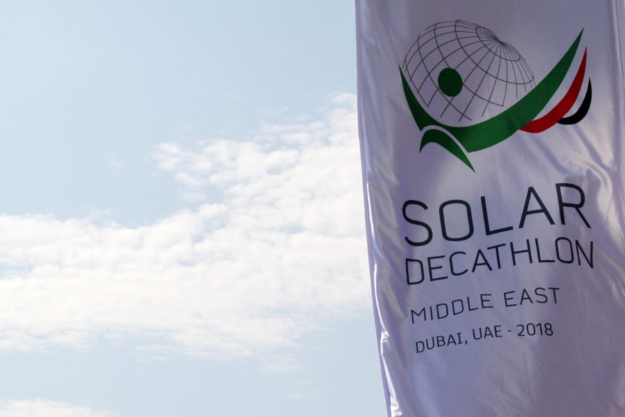 Solar Decathlon Middle East – Gli Ultimi Preparativi