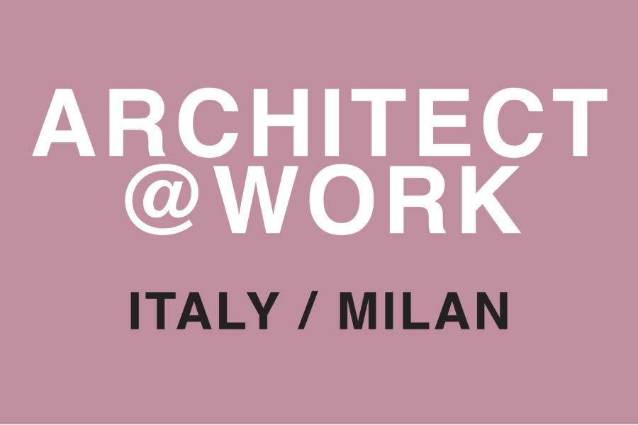 Architect@Work Milan