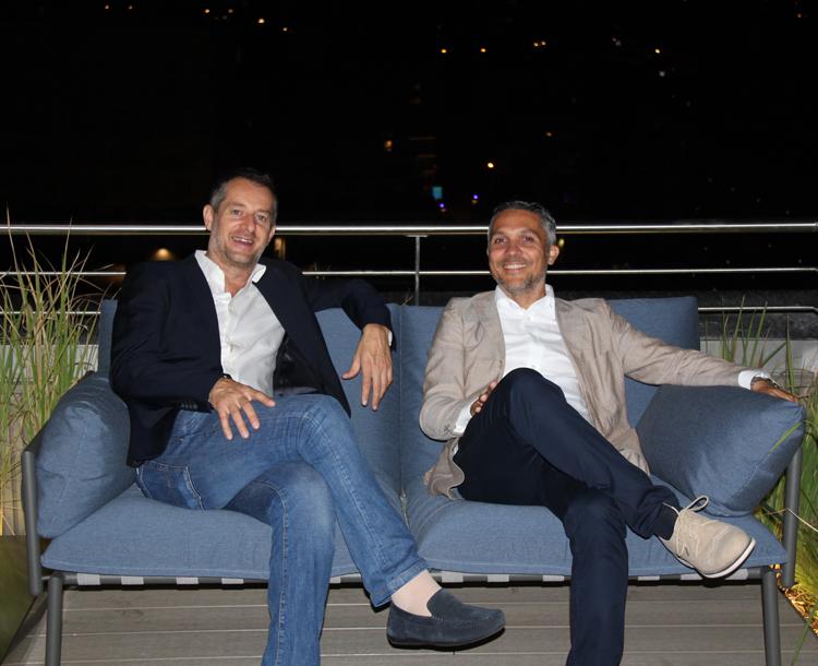 Intervista a Diego Porzio, fondatore di BeSpace