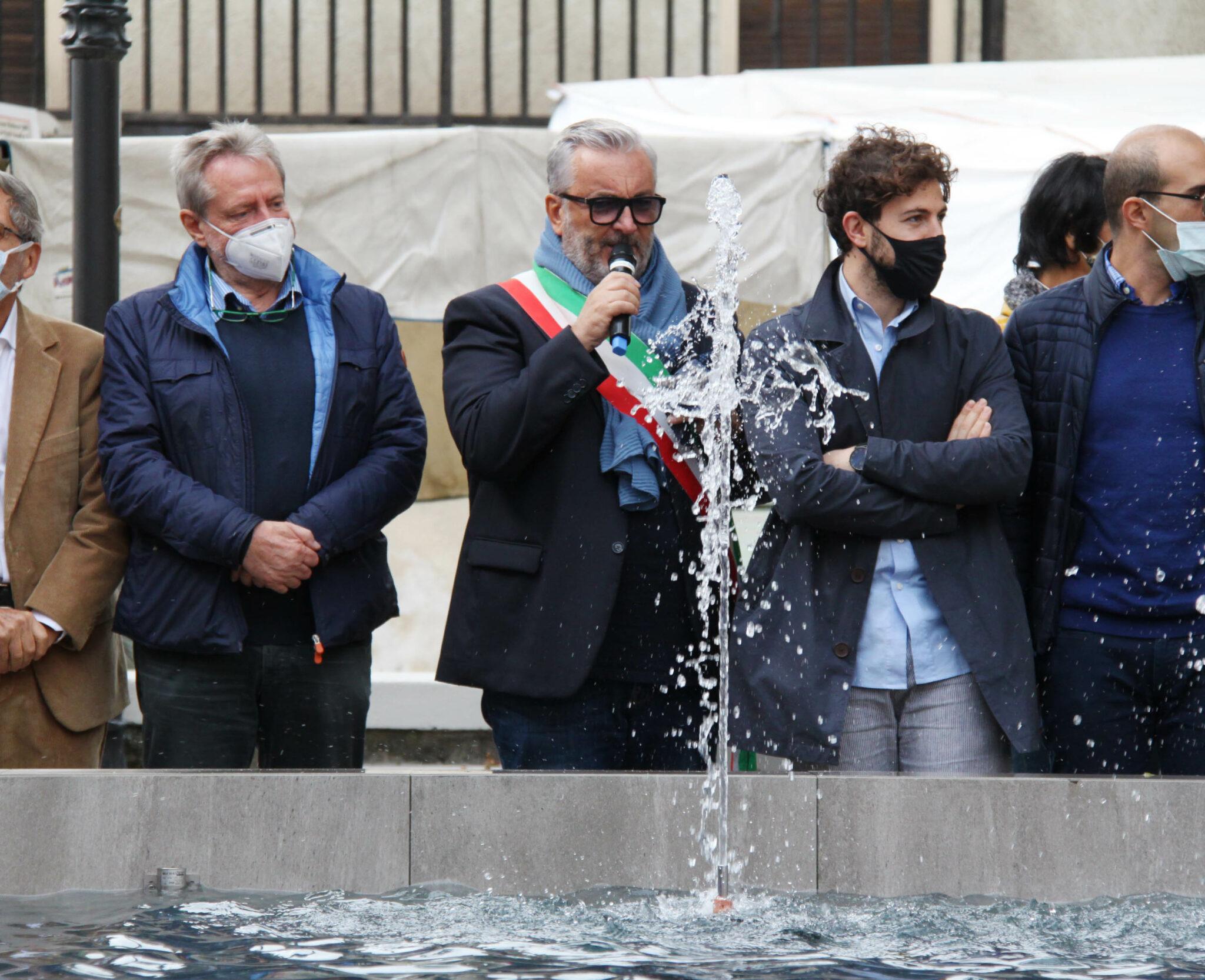 Interview with Carlo Giacone, Mayor of Giaveno (Turin)