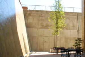Water Wall – Giusti Dal Col Winery, Nervesa della Battaglia (TV)