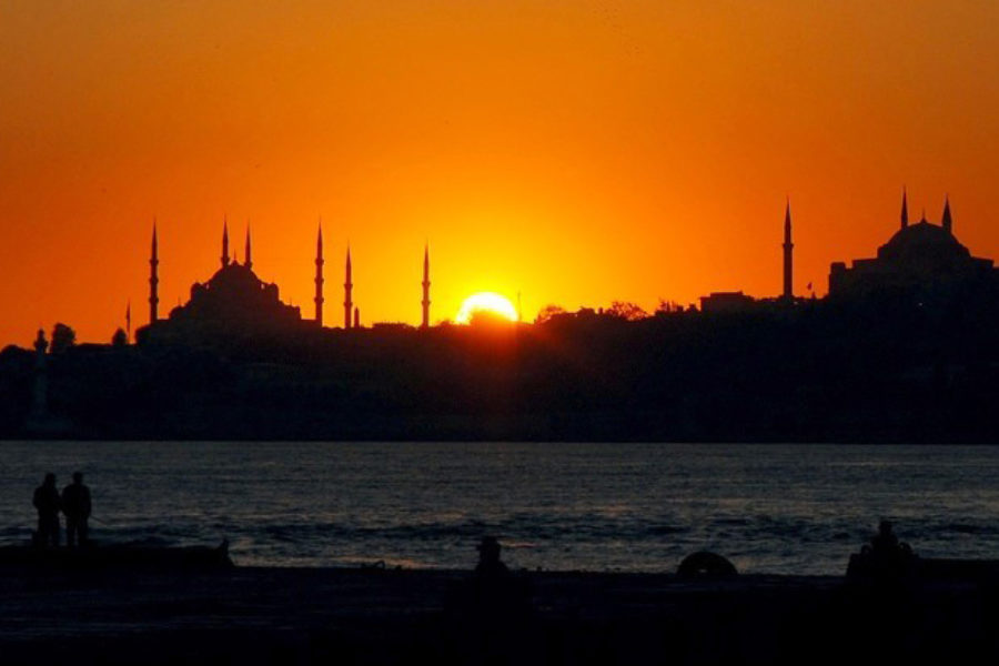 The lagoon monster, the fourth stop: Istanbul