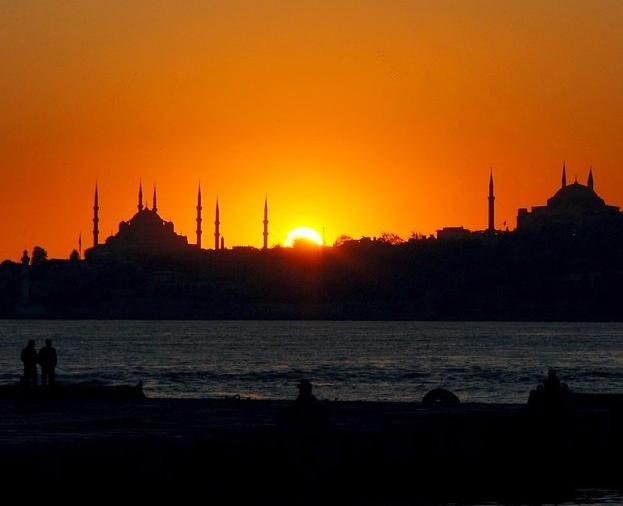 Il mostro della laguna, la quarta tappa: Istanbul